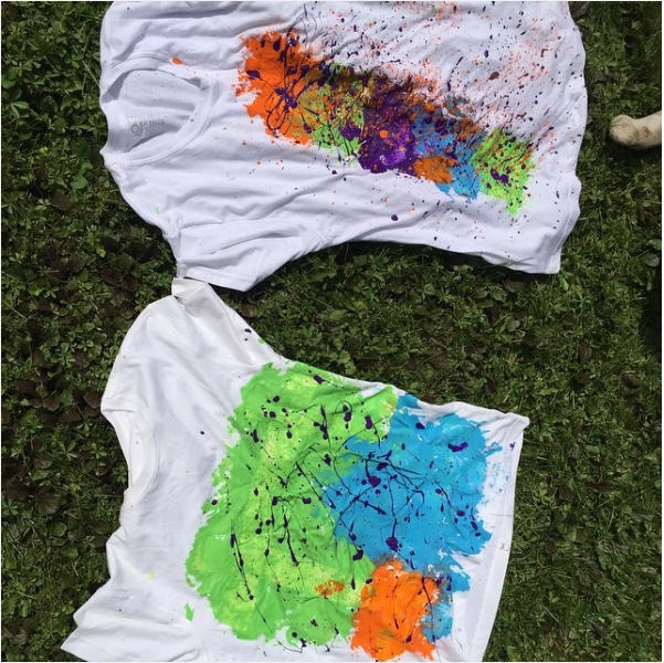 Summer Camp T-Shirt Art – 2015