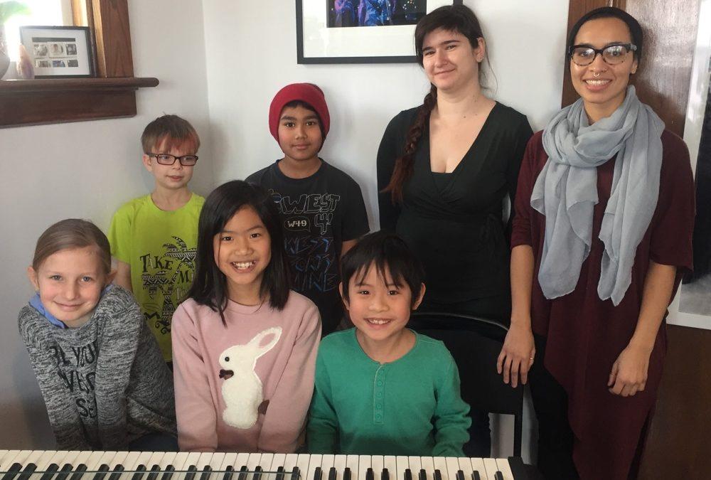 Songwriting Workshop – Jan 26, 2019