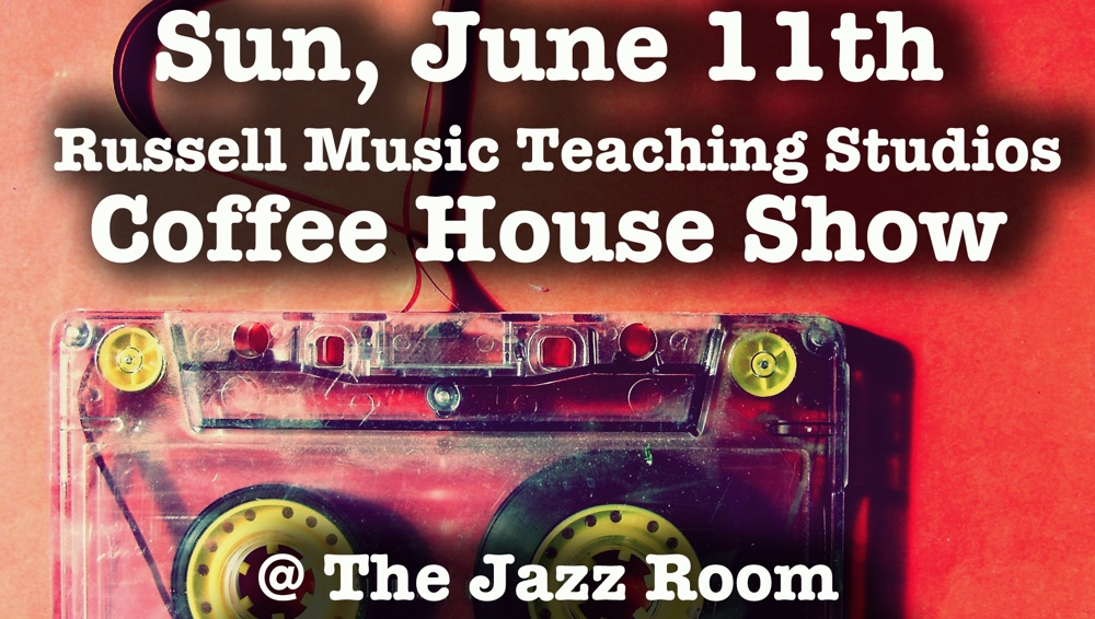 Coffee House Show – Sun. Jun 11, 2017