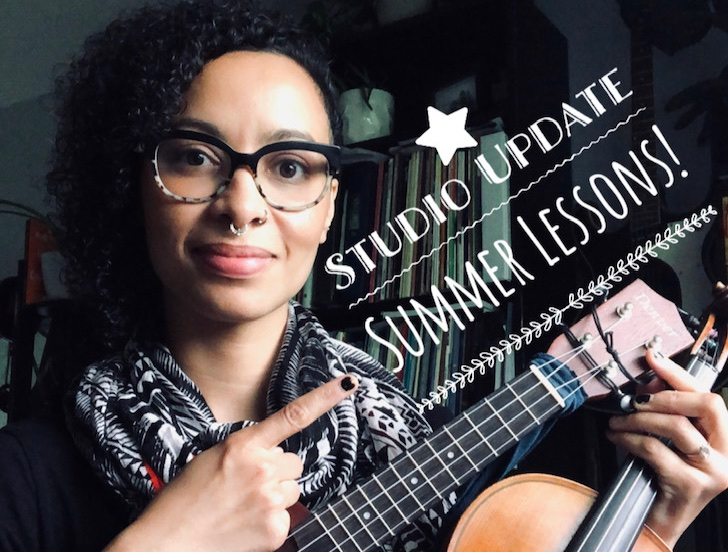 Summer 2021 Lessons Continue Online!