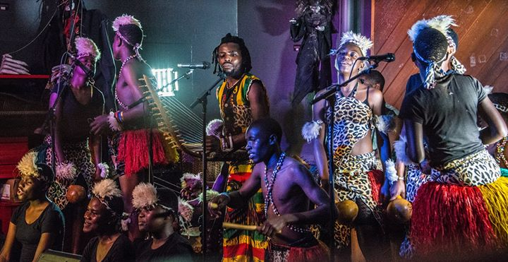 Suubi Fusion Troupe All-Ages Dance & Drum Party, Sun. Apr 23, 2017