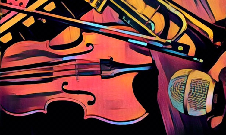 Violin Recital – Sun. June 3, 2018